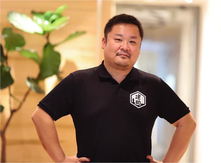 建助事業部 部長 三浦 龍徳の写真