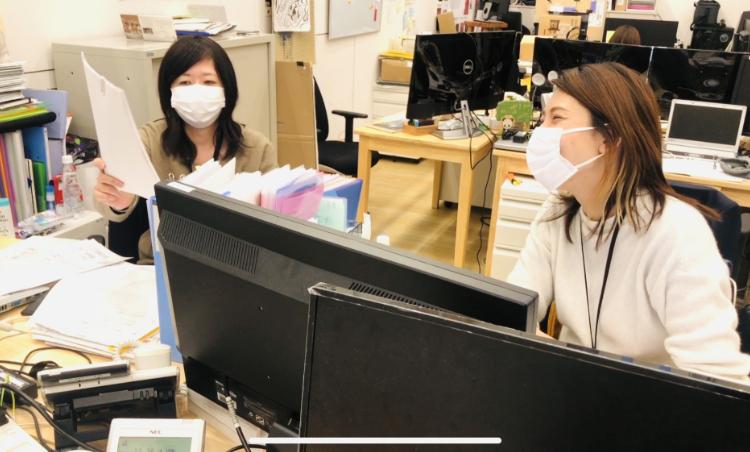 社内の風通しが良く、ストレス なく働ける環境